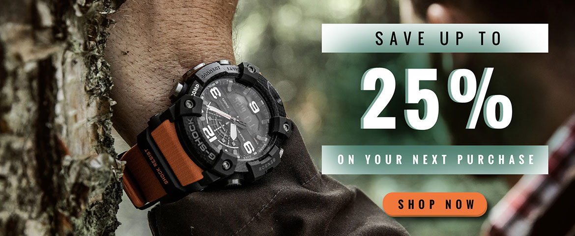 Casio Clearance Sale