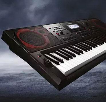 Advanced Casio Keyboards