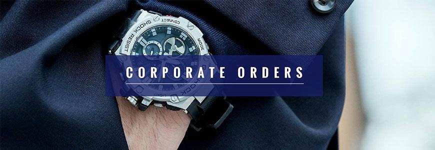 Casio Corporate & Bulk Orders