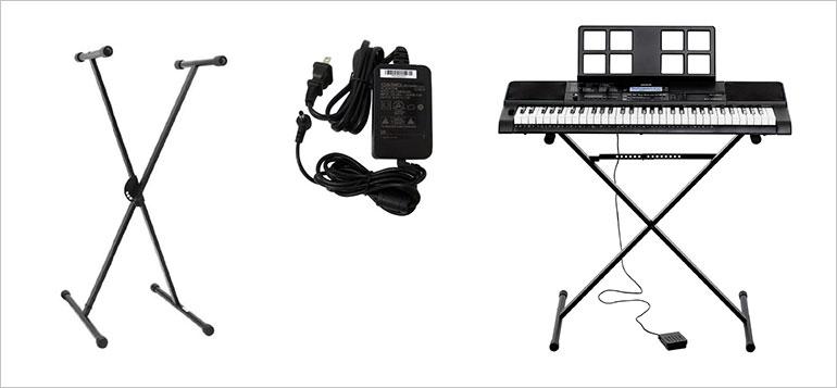 Casio Keyboard Accessories