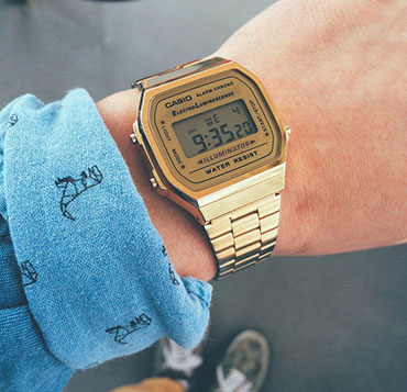 Casio Retro Men's Watches