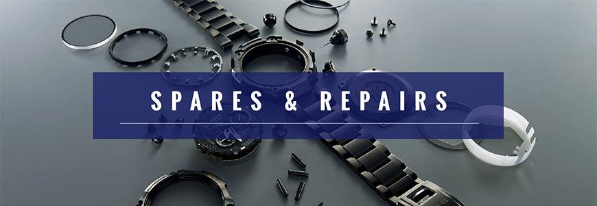 Casio Spares & Repairs
