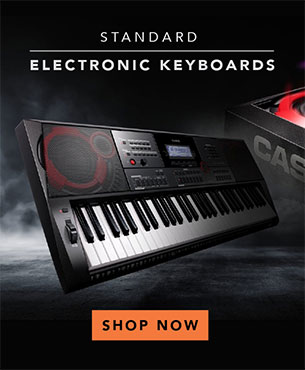 Casio Keyboards